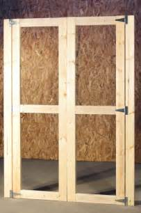 shed doors design construct your own shed by indicates