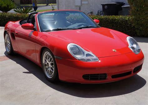 Porsche Boxster S 2001 by 25k Mile 2001 Porsche Boxster S Bring A Trailer