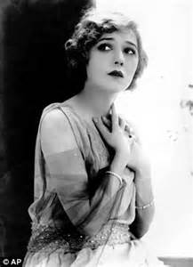 celebrities of the 1920s mary pickford lost silent film from 1920s found by