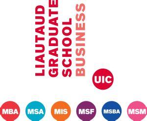 Msqf Mba Degree Cmu by Liautaud Graduate School Of Business