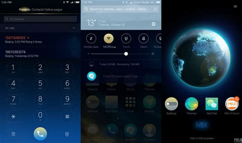 mi themes to download mi mix theme download for miui 6 7 and 8 xiaomi ninja