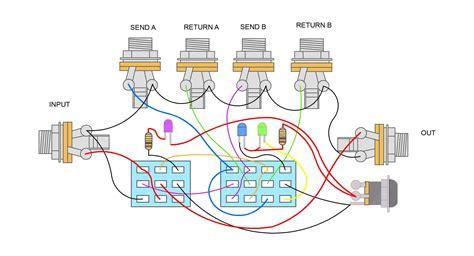 true bypass looper wiring diagram webtor me