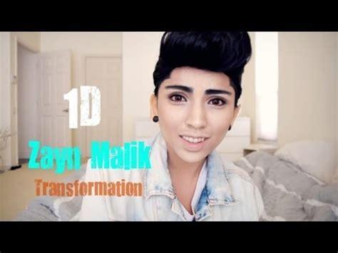 makeup tutorial zayn malik v 237 deo e tutorial de maquiagem unhas penteados moda it