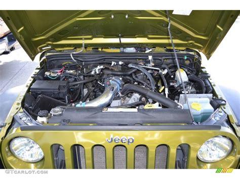 2007 Jeep Wrangler 3 8 Engine 2007 Jeep Wrangler Unlimited X 3 8 Liter Ohv 12 Valve V6