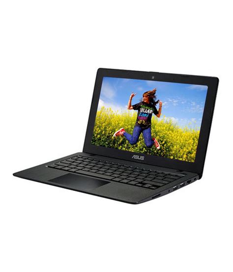 Asus X200ma Ram 2gb asus x200ma kx234d laptop intel celeron 2gb ram 500gb hdd 29 46cm 11 6 dos black buy