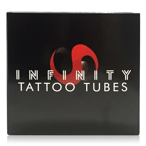 tattoo tubes infinity disposable sterilized 3 4 quot grip