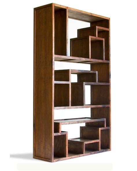 The Great Wall Bookcase   Tansu Asian Furniture Boutique   Tansu.Net