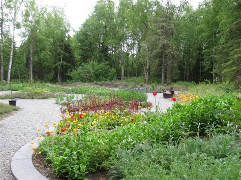Anchorage Botanical Gardens Anchorage Botanical Garden Panoramio Photo Of Anchorage Botanical Gardens Anchorage Sights