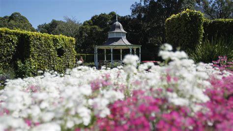 Wollongong Botanic Garden The Side Of Wollongong Botanic Garden Illawarra Mercury