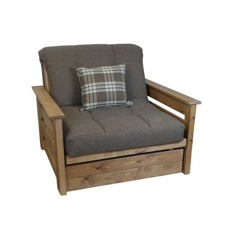 chair for bed aylesbury futon style chair bed factory direct sofabedbarn co uk
