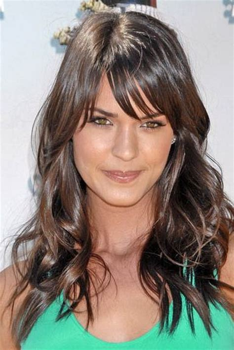wispy fringe style bangs pictures wispy shag bangs hairstyle channel women hairstyles men