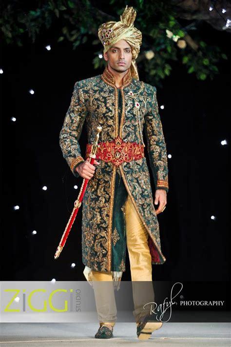 mughal inspired sherwani hab sherwanis pinterest