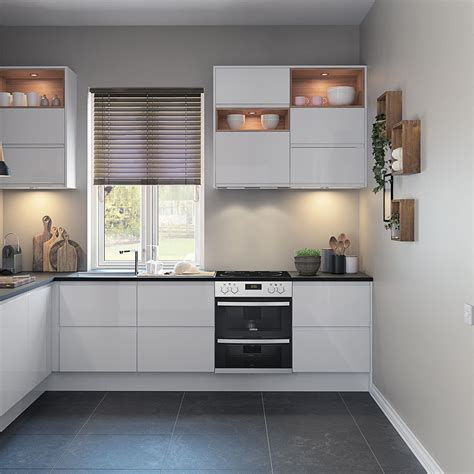 Magnet Kitchen Design Integra Fusion White Kitchen Styles Range Magnet Trade