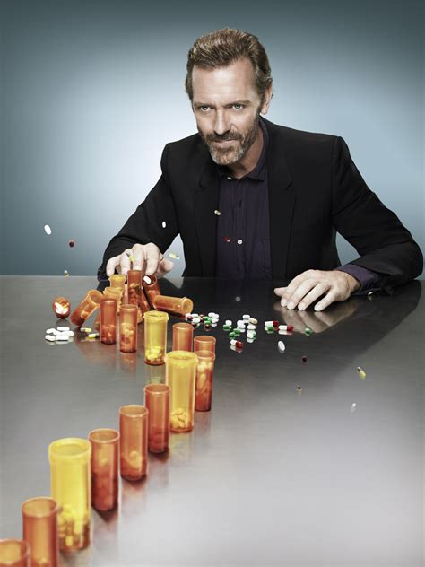 house md season 8 house md season 8 promotional photoshoot dr gregory house pill bottles hq