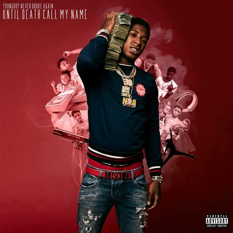 youngboy never broke again album cover youngboy never broke again until death call my name