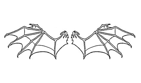 tutorial ali drago how to draw wings dragon bat simple youtube