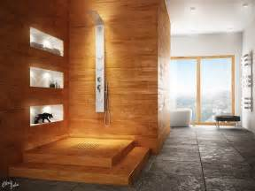 Spa Bathroom Design Pictures by Modern Bathrooms With Spa Like Appeal