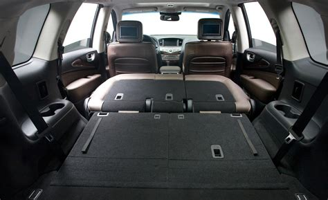 Infiniti Jx35 Interior by Car And Driver