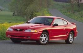 ford mustang 1998 wheel tire sizes pcd offset and