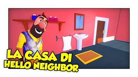 casa di hello il vicino di casa di hello vuole morire
