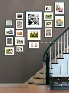 Wall Picture Collage Ideas Cool Picture Collage Wall Decor For Interior Design And