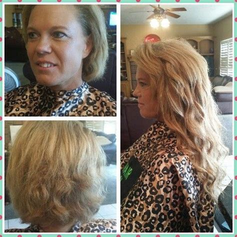 before and after sew in weave sept 2014 before n after european braidless sew in using
