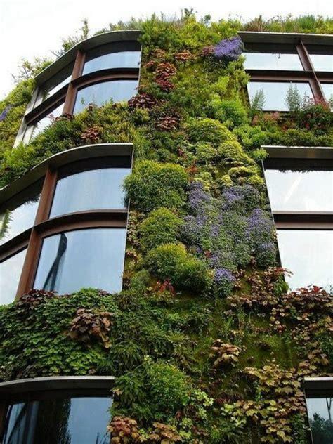 Vertical Garden Facade 15 Inspiring Vertical Garden Designs Outdoortheme