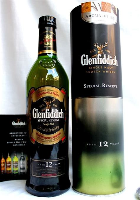 can t reserve your free glenfiddich special reserve aged 12 years pure single