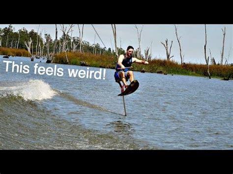 cheapest wakesurf boat 2018 hover glide foil wake package doovi
