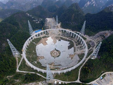 grande porto cinese il nuovo gigantesco radiotelescopio in cina il post