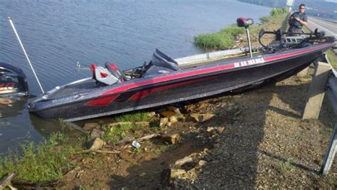 bass fishing boat accident bass boats on the highway bassmaster