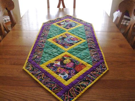 mardi gras table runner quilted mardi gras table runner runners table runners