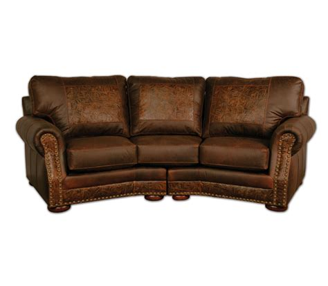 Western Leather Sofa Best Western Leather Sofa With Western Sofas Western Leather Sofas Furniture Nanudeal