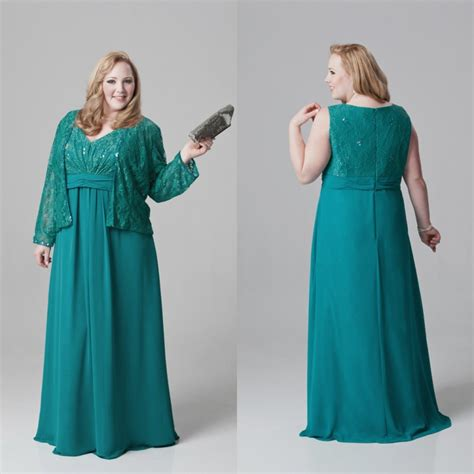 Dress Formal Big Size aliexpress buy teal plus size v neck of the dresses with jacket big size