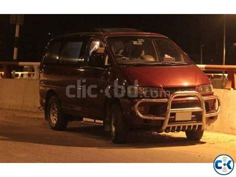 Luxurious Mitsubishi Delica L400 4wd M T Fresh Urgent
