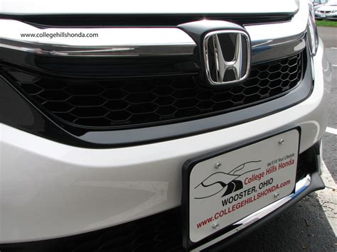 honda accord dr sport grille  tf