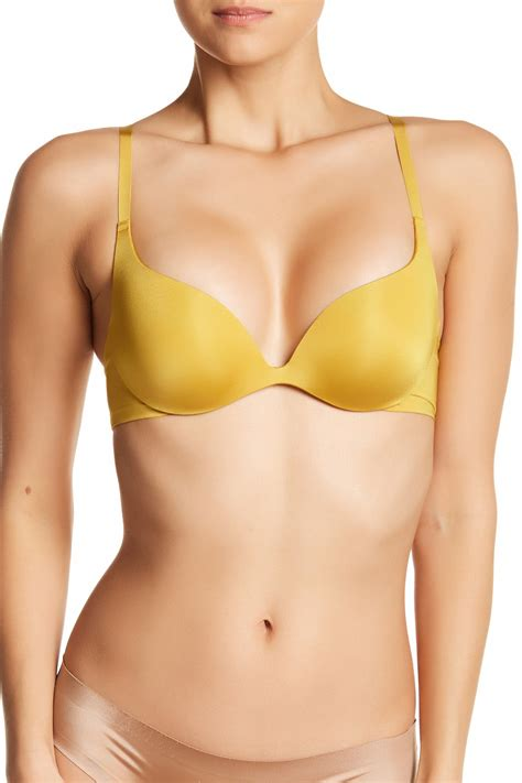 Denla Push Up Bra wacoal intuition underwire push up bra nordstrom rack