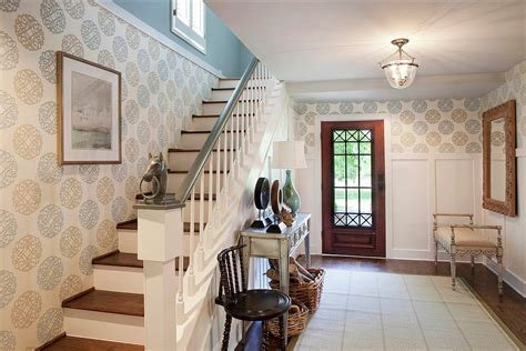 entryway ideas for school interior home design home 25 gorgeous entryways clad in wallpaper