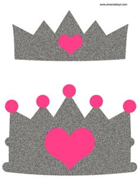 printable crown prop pinterest the world s catalog of ideas