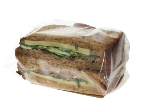 Kraft Stack Sandwich With Film   R R Packaging