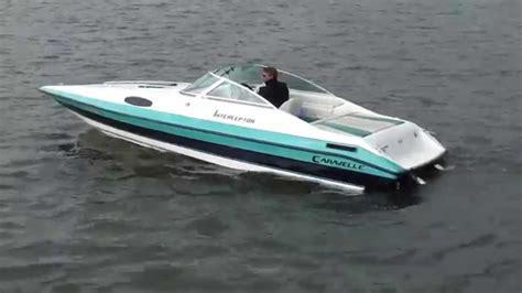 caravelle jon boat caravelle 23 interceptor 2 youtube