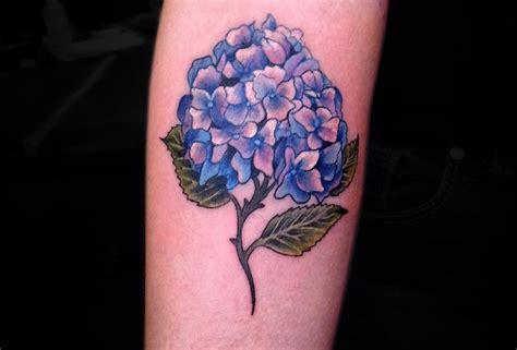 hydrangea tattoo 20 splendid hydrangea designs tattoobloq