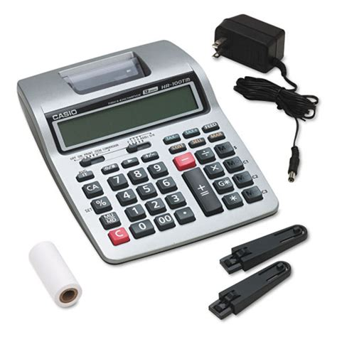 Casio Hr 100 Tm Kalkulator Print bettymills casio 174 hr 100tm portable printing calculator