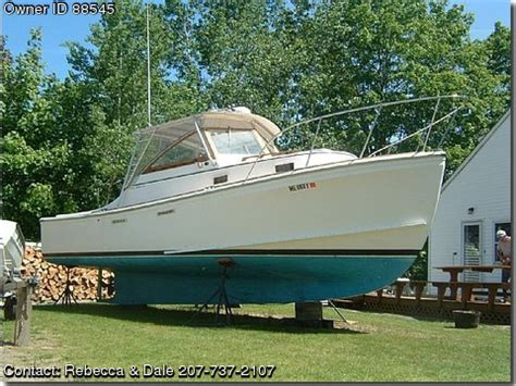1987 cape dory open fisherman | pontooncats