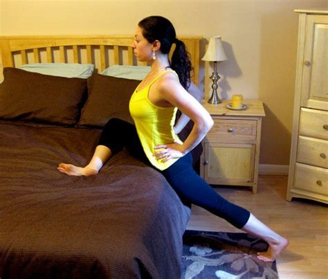 stretches to do before bed 23 best images about move it monday stretching on
