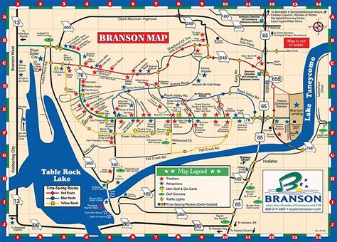 missouri map branson branson mo pictures posters news and on your