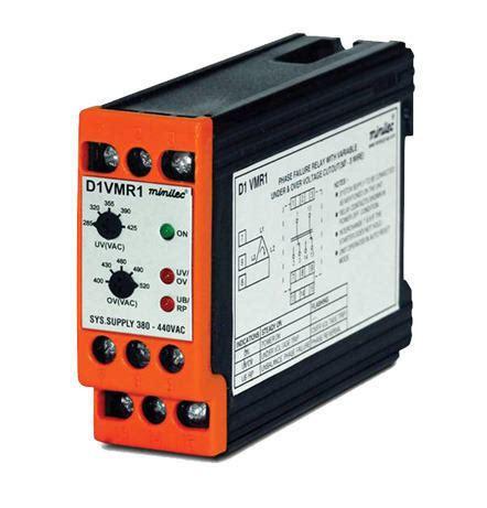 phase failure relay wiring schematics relay holder wiring