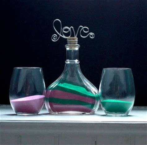 Wedding Sand Ceremony Vases by Onlinediscount Colored Sand Unity Sand Ceremony Decoration