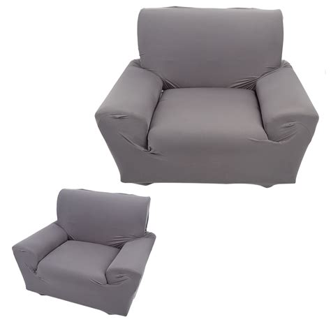 Sofa Armchair Covers Home Furniture Soft Micro Suede Sofa Loveseat