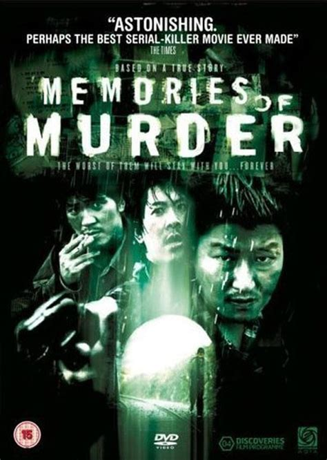 the murder of a the memories of a ten year books posters gt gt 2003 gt memories of murder